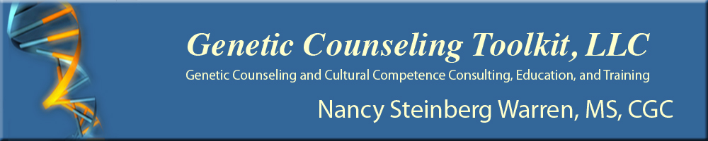 Genetic Counselors Toolkit